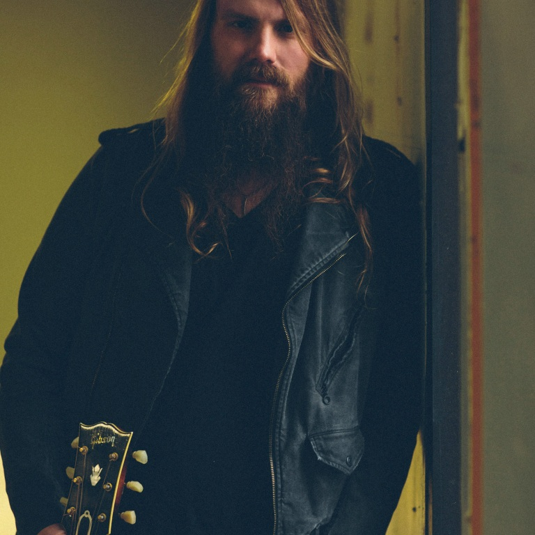 CHRIS STAPLETON WILL RELEASE HIS SOLO DEBUT ALBUM, 'TRAVELLER,' IN MAY.