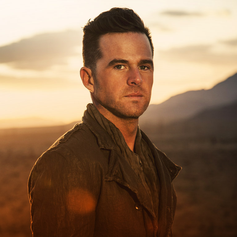DAVID NAIL'S FORTHCOMING ALBUM IS 'ON FIRE.'
