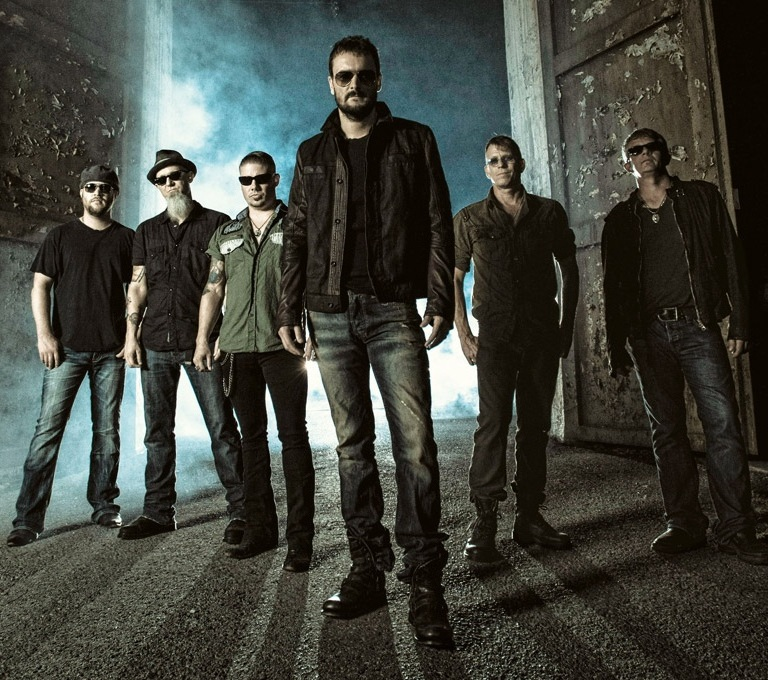 ERIC CHURCH'S THE OUTSIDERS WORLD TOUR IS NO. 1 ON BILLBOARD'S HOT TOURS.