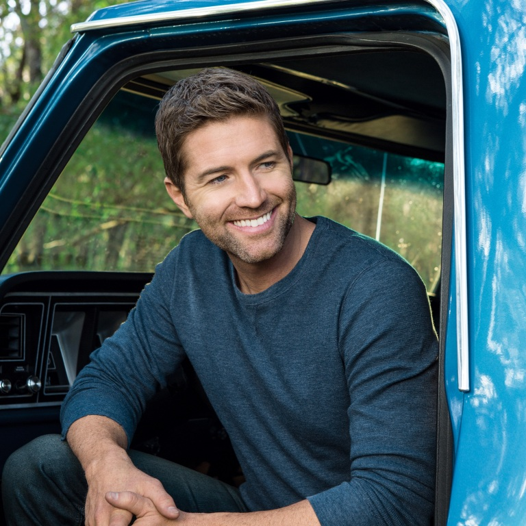 JOSH TURNER IS PROUD OF HIS LATEST ALBUM, 'DEEP SOUTH.'