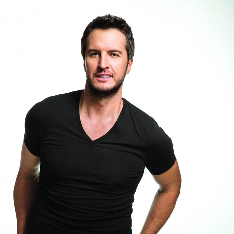 LUKE BRYAN IS NO. 1 WITH LATEST SINGLE.