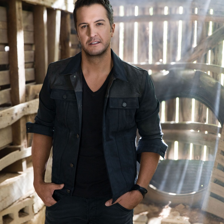 LUKE BRYAN'S COUNTRY MUSIC HALL OF FAME EXHIBIT OPENS FRIDAY.