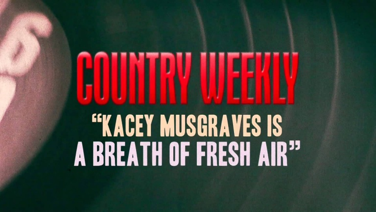 Kacey Musgraves – 2013 Year in Review