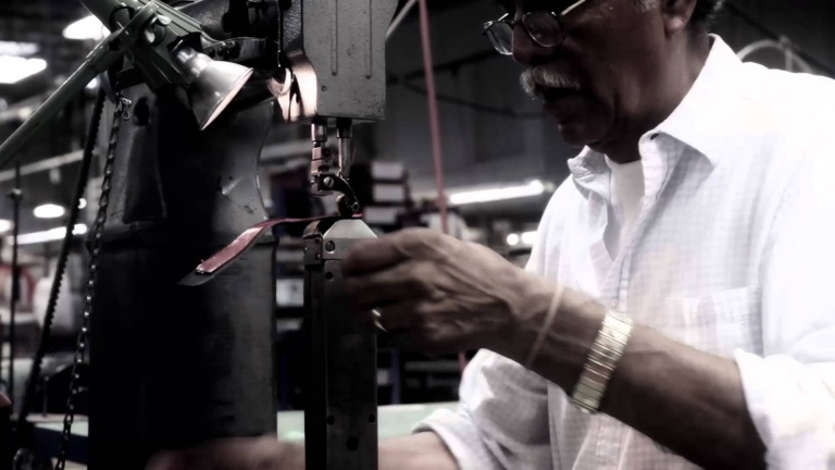 Eric Church –  Behind The Scenes at the Lucchese Factory