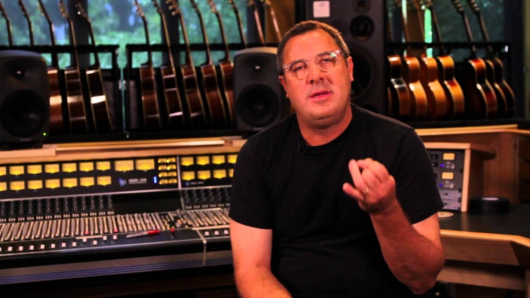 Vince Gill on Together Again