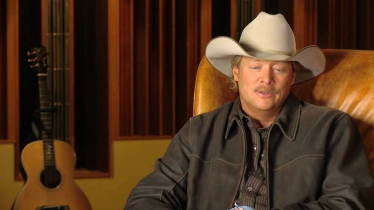 "Alan Jackson – Track by Track Interview – ""Freight Train"""