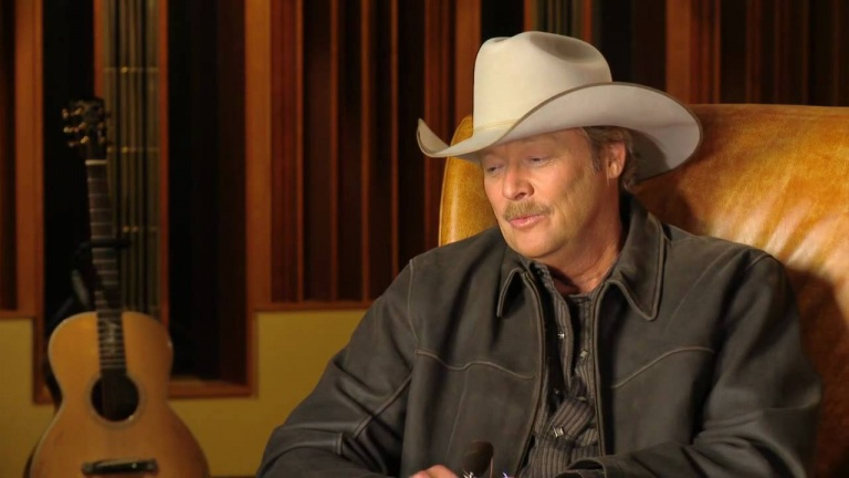 """Alan Jackson – Track by Track Interview – """"That's Where I Belong"""""""