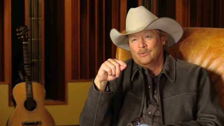 """Alan Jackson – Track by Track Interview – """"Every Now And Then"""""""