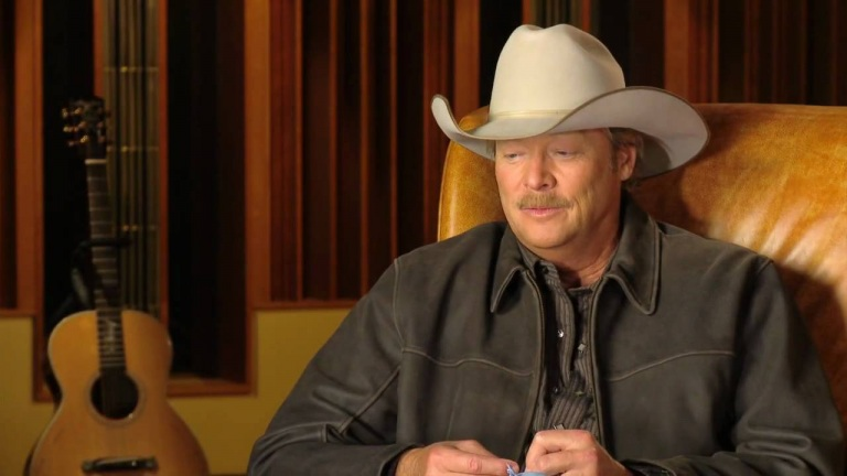 """Alan Jackson – Track by Track Interview – """"Hard Hat And A Hammer"""""""