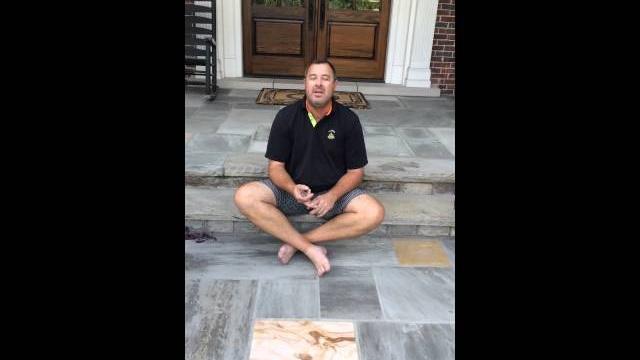 Vince Gill ALS Ice Bucket Challenge