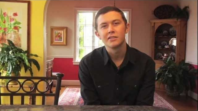 Scotty McCreery – Thank You For A Great 2011!