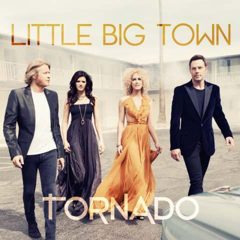 LITTLE BIG TOWN WILL RELEASE NEW ALBUM, 'TORNADO,' ON SEPTEMBER 11TH. (AUDIO)