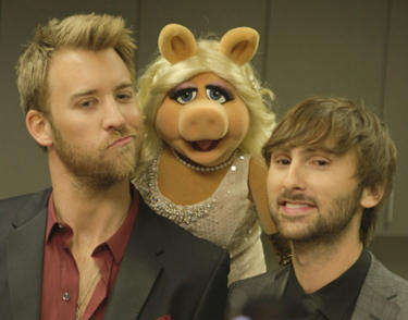LADY ANTEBELLUM LAUNCH THEIR OWN THE NIGHT 2011 TOUR! (AUDIO)