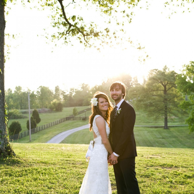 LADY ANTEBELLUM'S DAVE HAYWOOD TIES THE KNOT! (AUDIO)