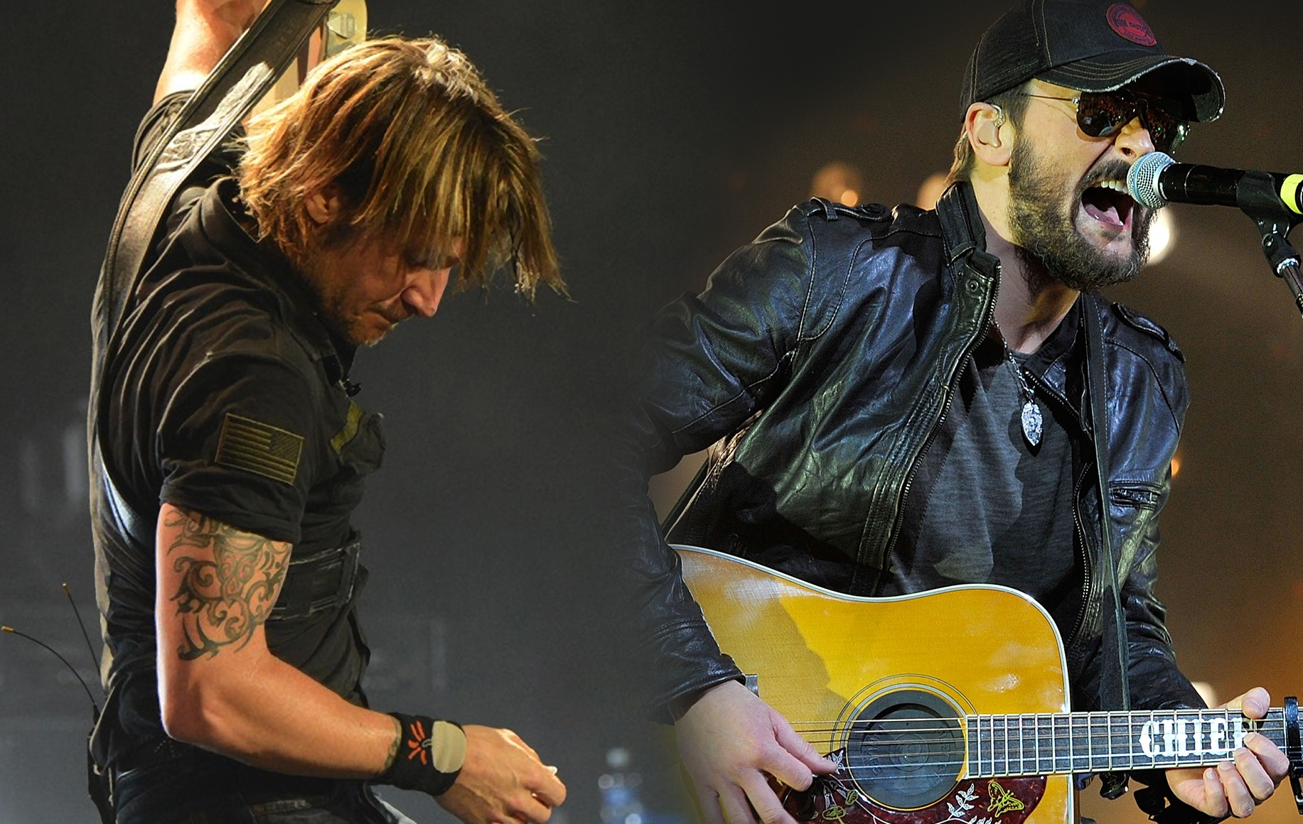 Raise 'Em Up Keith Urban feat. Eric Church Going for Adds Jan. 26th