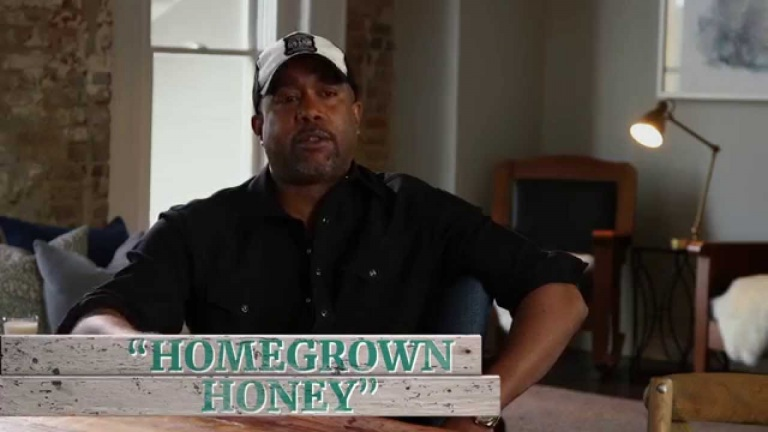 "Darius Rucker – Behind the Song: ""Homegrown Honey"""