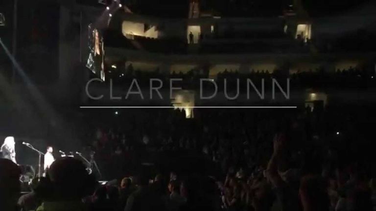 Clare Dunn – Live on The Bob Seger Tour