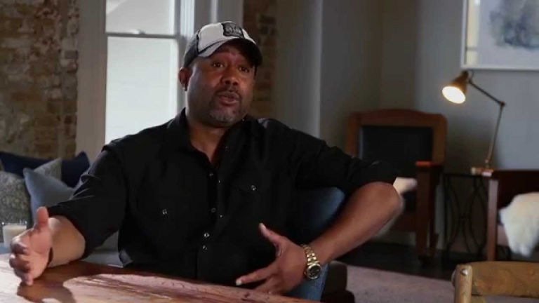 Darius Rucker – Creating the Album – 'Southern Style'