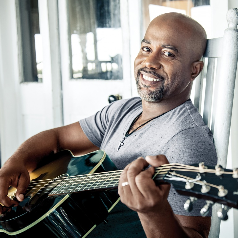 DARIUS RUCKER ANNOUNCES SPECIAL GUESTS — INCLUDING LITTLE BIG TOWN AND BRETT ELDREDGE — FOR DARIUS AND FRIENDS BENEFIT CONCERT.