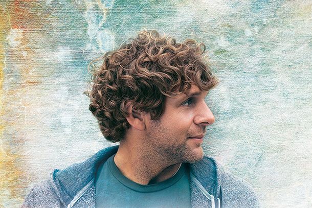 BILLY CURRINGTON CELEBRATES HIS NO. 1 SINGLE 'IT DON'T HURT LIKE IT USED TO.'