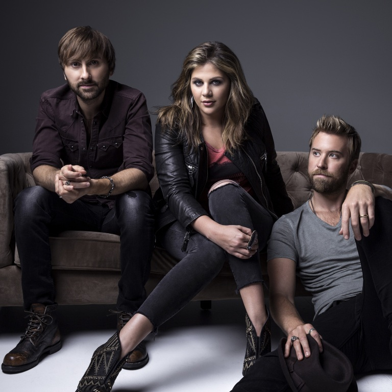 GO BEHIND-THE-SCENES OF LADY ANTEBELLUM'S 'WHEELS UP 2015 TOUR.'