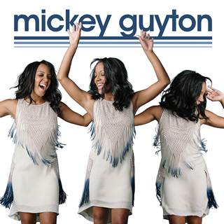 MICKEY GUYTON IS READY TO RELEASE HER SELF-TITLED EP.