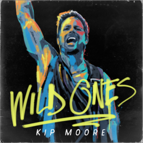 KIP MOORE'S NEW ALBUM, WILD ONES, IS SET FOR RELEASE IN AUGUST.
