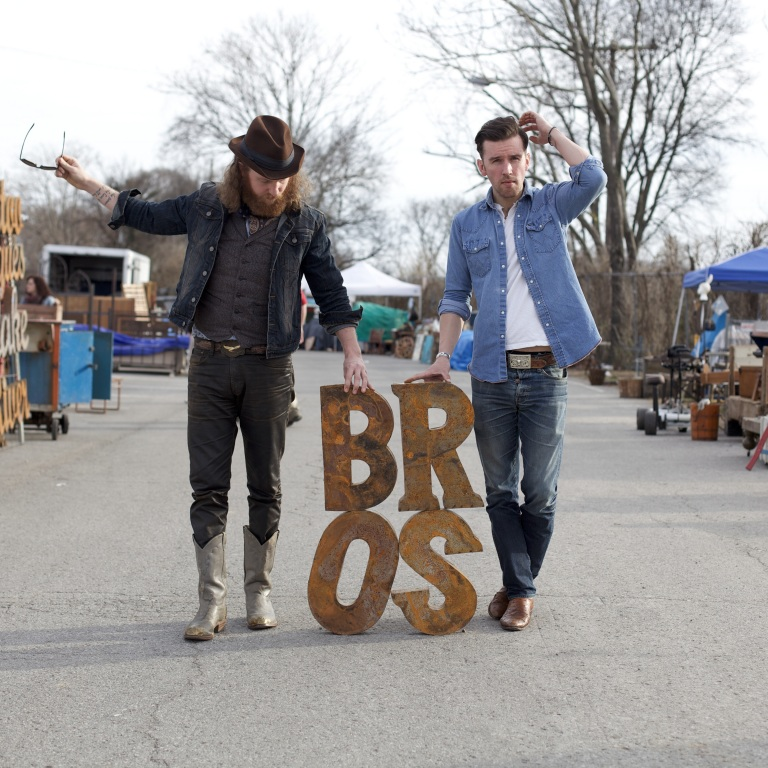 BROTHERS OSBORNE SET A DATE FOR DEBUT ALBUM, PAWN SHOP.