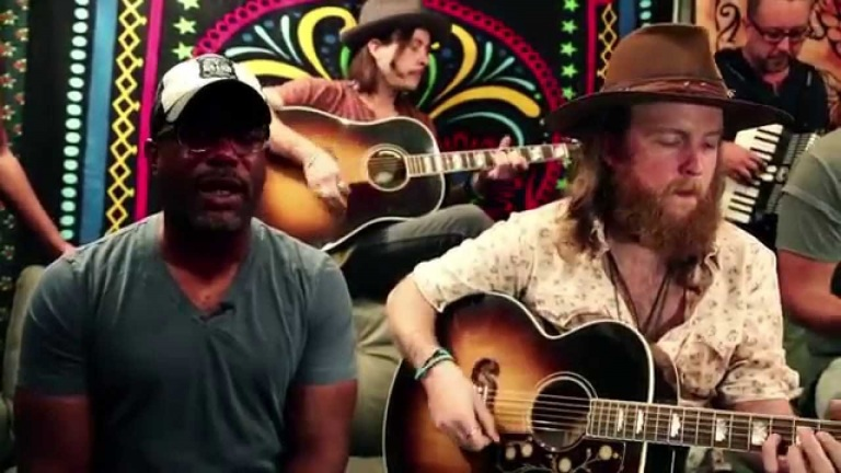 """She's Gone Away""- Brothers Osborne, Darius Rucker, and A Thousand Horses cover Doc Watson"