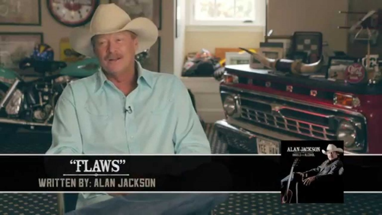 "Alan Jackson – Behind The Song ""Flaws"""