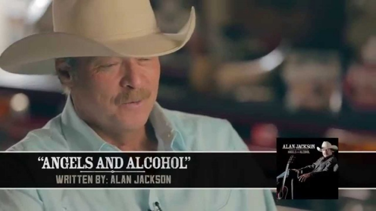 "Alan Jackson – Behind The Song ""Angels And Alcohol"""