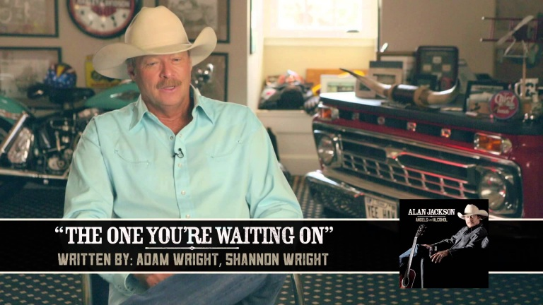 "Alan Jackson – Behind The Song ""The One You're Waiting On"""