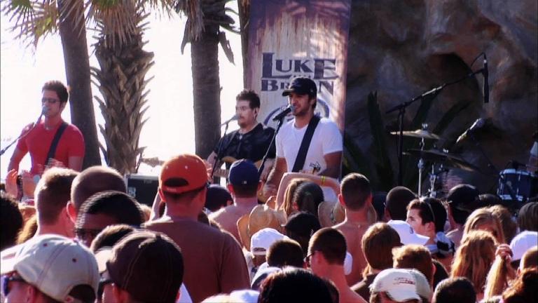 Luke Bryan – Suntan City