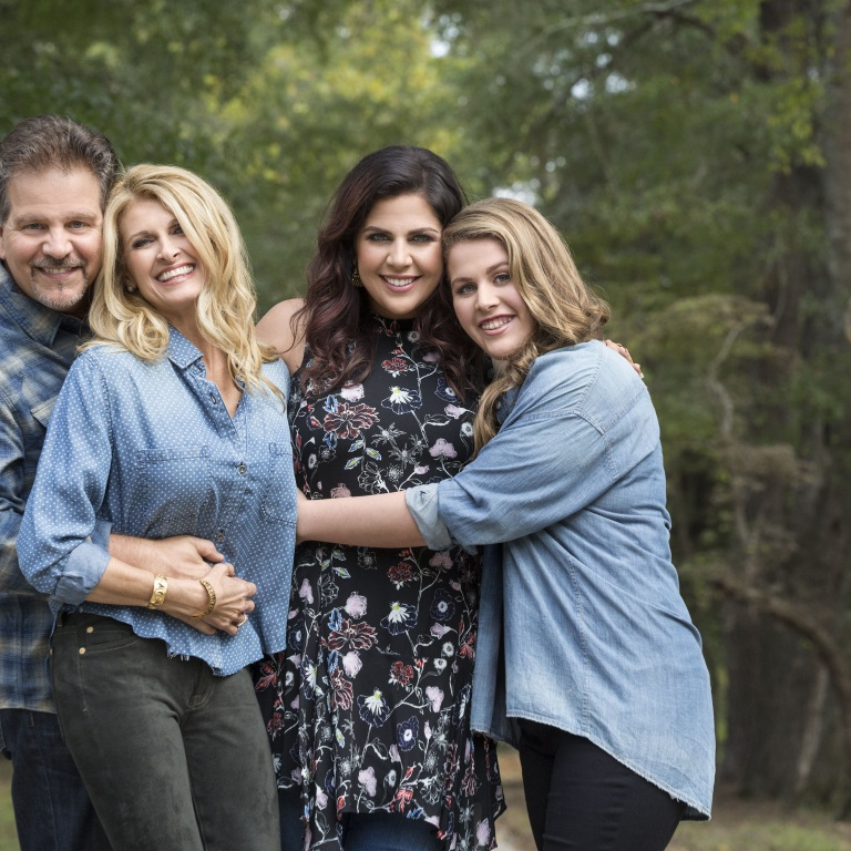 HILLARY SCOTT & THE SCOTT FAMILY PICK UP  TWO GRAMMY AWARDS.