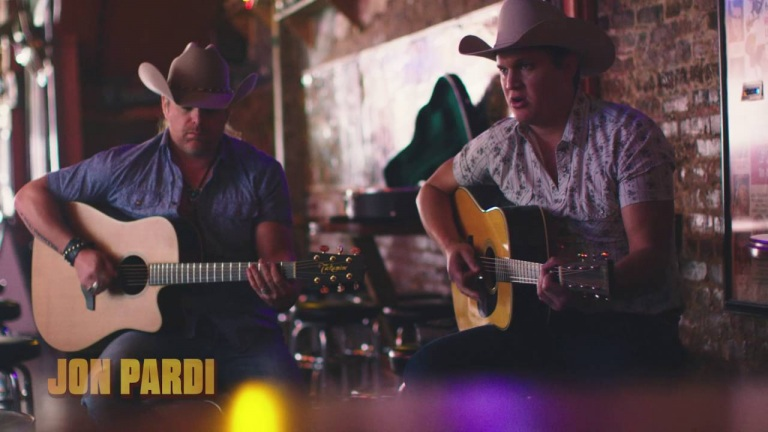 Jon Pardi and the legends of country music