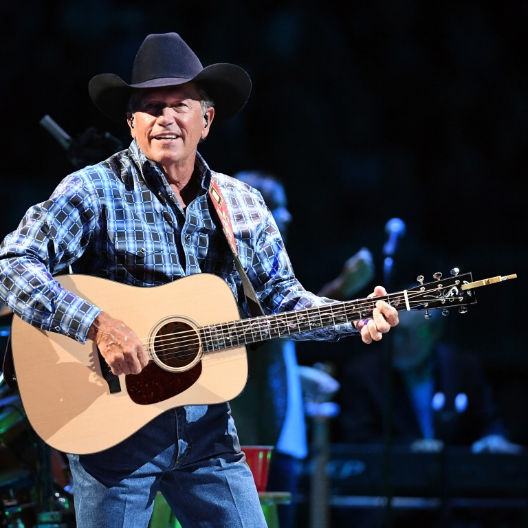 GEORGE STRAIT IS GIVING THE 'PURE COUNTRY' EXPERIENCE TO FANS.