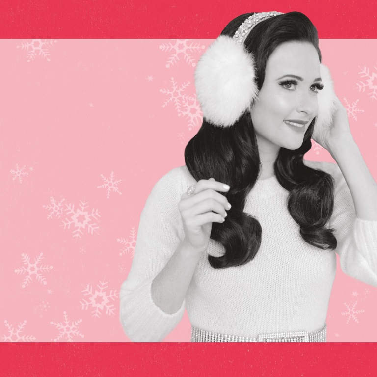 KACEY MUSGRAVES ANNOUNCES HER FIRST CHRISTMAS TOUR TO GO ALONG WITH HER DEBUT CHRISTMAS COLLECTION, A VERY KACEY CHRISTMAS.