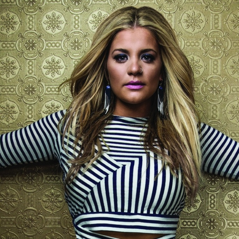 LAUREN ALAINA SCORES HER FIRST NO. 1 HIT THIS WEEK WITH 'ROAD LESS TRAVELED.'