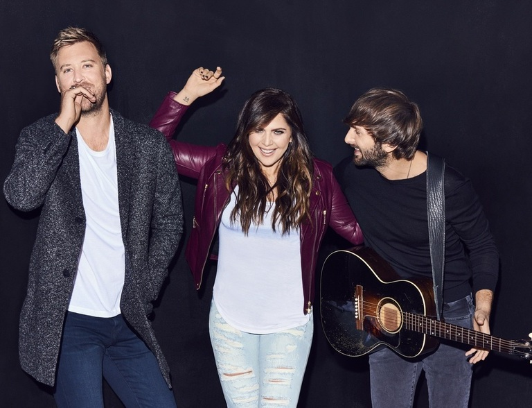 LADY ANTEBELLUM TAKES FANS BEHIND-THE-SCENES OF THEIR ACM PERFORMANCE.