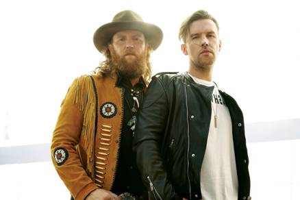BROTHERS OSBORNE HAS NO. 1 MOST ADDED SONG AT RADIO.