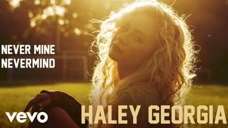 Haley Georgia – Never Mine Nevermind (Audio)