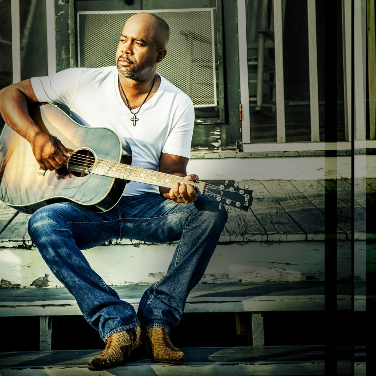 DARIUS RUCKER RELEASES THE VIDEO FOR HIS LATEST HIT, 'FOR THE FIRST TIME.'