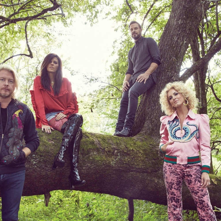 LITTLE BIG TOWN ANNOUNCE 'THE BREAKERS TOUR.'