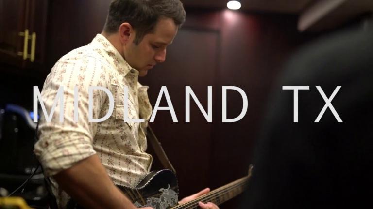 Easton Corbin – Behind the Scenes – Midland, TX (A Girl Like You)
