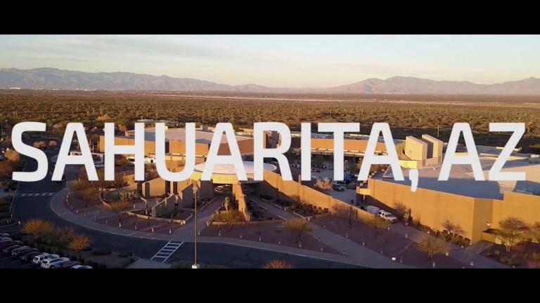 Easton Corbin – Behind the Scenes – Sahuarita, AZ (A Girl Like You)