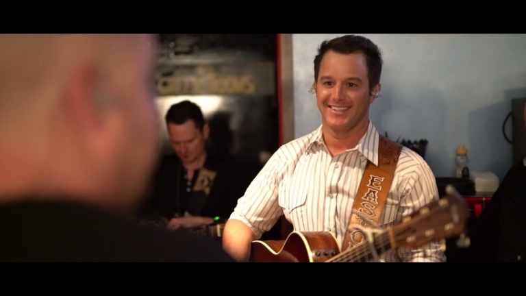 Easton Corbin – Behind the Scenes – San Diego, CA (All Over The Road)