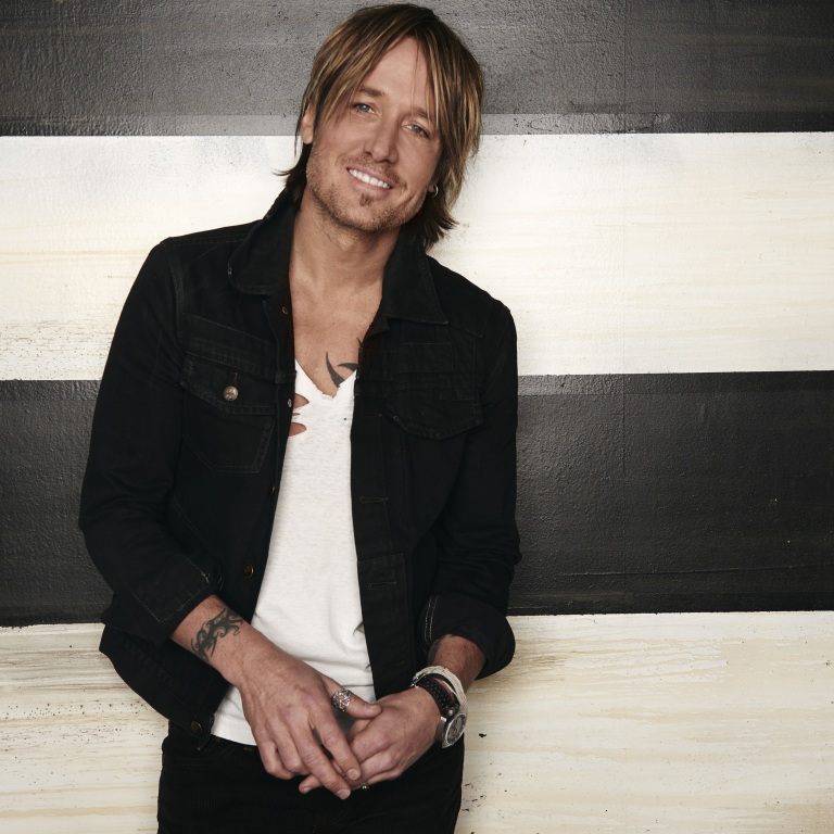 "KEITH URBAN WASTED NO TIME IN WRITING ""THE FIGHTER."""