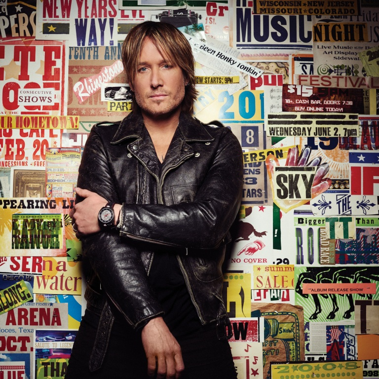 KEITH URBAN'S 'THE FIGHTER' STARTED WITH A SIMPLE IDEA.