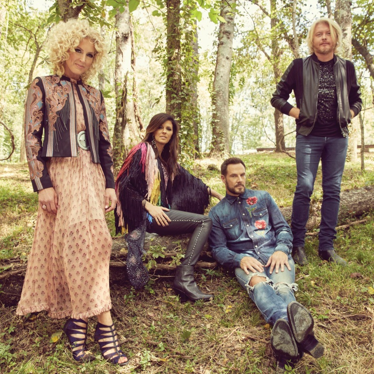 LITTLE BIG TOWN PREVIEWS THE BREAKERS TOUR ON THE TONIGHT SHOW.