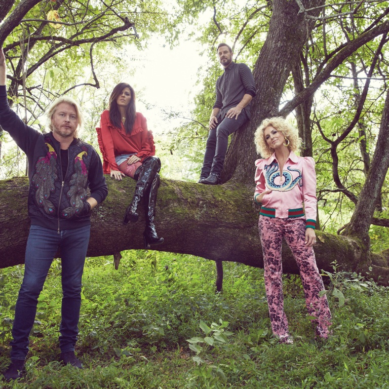 LITTLE BIG TOWN'S 'TORNADO' HOLDS AT NO. 1 FOR FOURTH WEEK IN A ROW. (AUDIO)